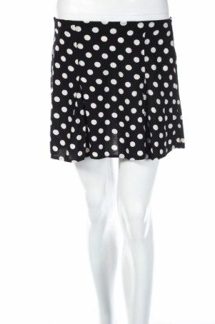 Φούστα H&M Divided, Μέγεθος XS, Χρώμα Μαύρο, Βισκόζη, Τιμή 2,48€