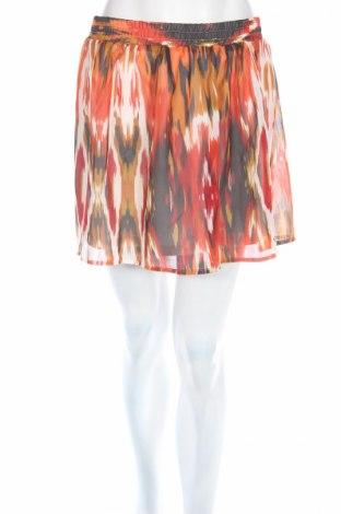 Пола Vero Moda, Размер M, Цвят Многоцветен, Полиестер, Цена 9,52лв.