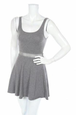 Šaty  Abercrombie & Fitch, Veľkosť XS, Farba Sivá, 96% bavlna, 4% elastan, Cena  10,89€