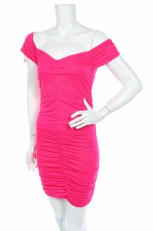Рокля Ambiance Apparel, Размер S, Цвят Розов, Вискоза, Цена 5,75лв.