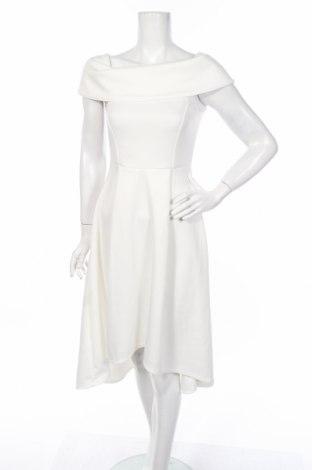 Φόρεμα Boohoo, Μέγεθος M, Χρώμα Λευκό, 95% πολυεστέρας, 5% ελαστάνη, Τιμή 12,45€