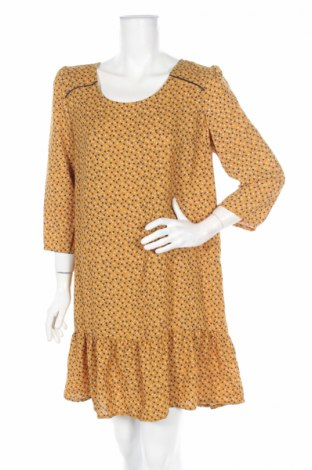 Φόρεμα Comptoir Des Cotonniers, Μέγεθος XL, Χρώμα Κίτρινο, Πολυεστέρας, Τιμή 17,42€