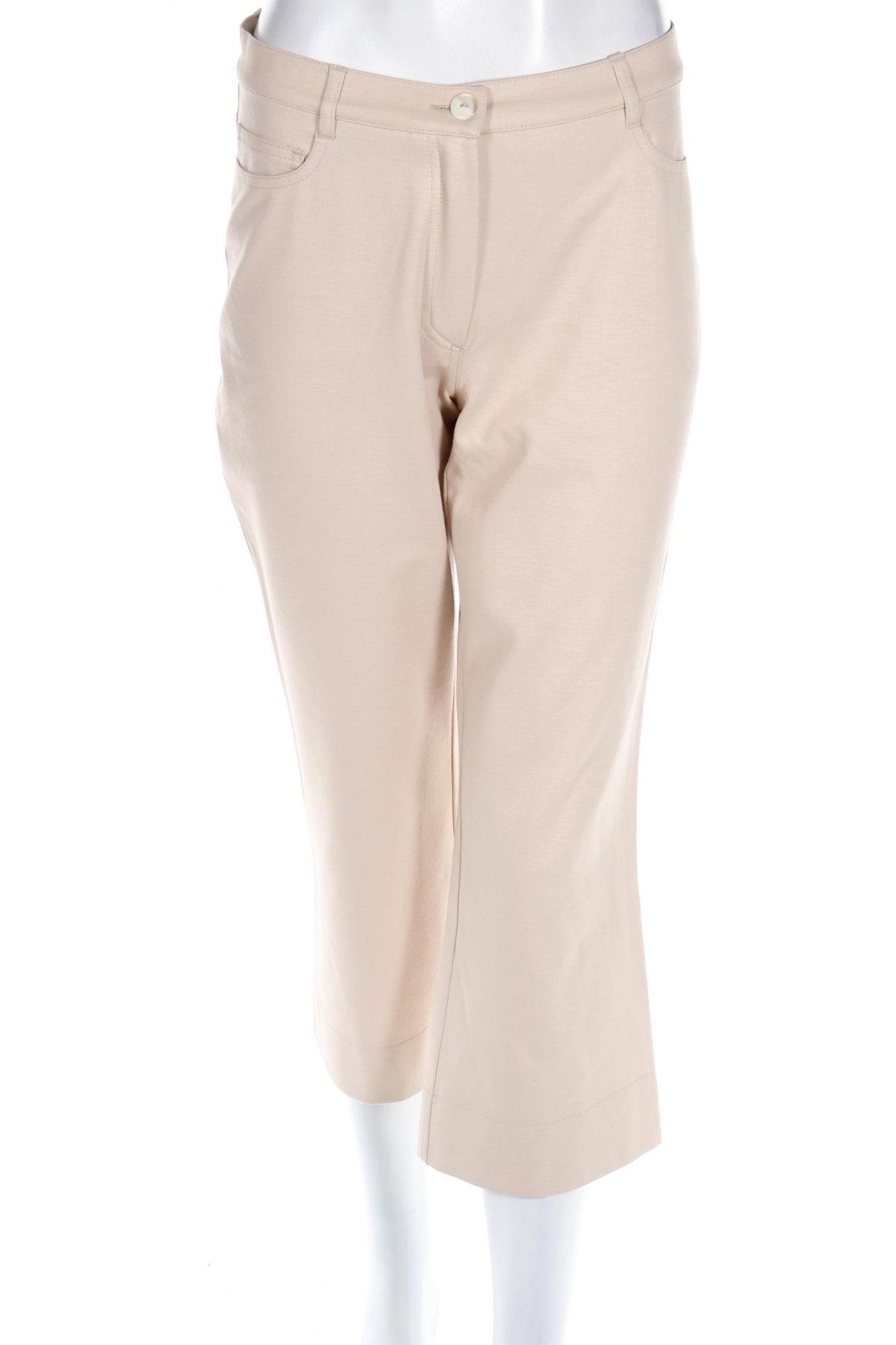 Дамски панталон Hardy's, Размер M, Цвят Бежов, Цена 7,28лв.