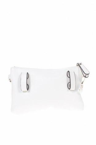 Чанта за кръст, Цвят Бял, Еко кожа, Цена 22,68лв.