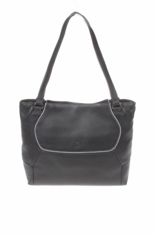 Γυναικεία τσάντα MyWalit, Χρώμα Μαύρο, Γνήσιο δέρμα, Τιμή 126,03€