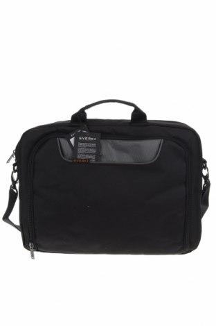 Τσάντα φορητού υπολογιστή, Χρώμα Μαύρο, Κλωστοϋφαντουργικά προϊόντα, Τιμή 18,57€