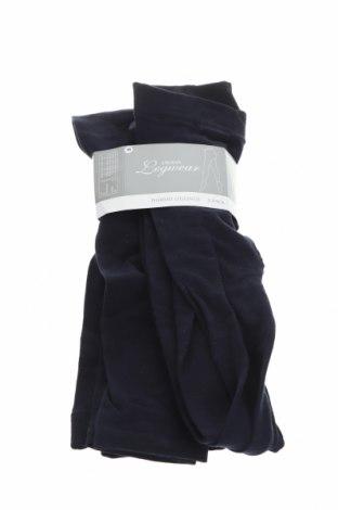 Комплект, Размер M, Цвят Син, 70% памук, 25% полиамид, 5% еластан, Цена 15,96лв.