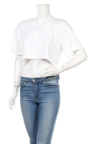 Дамска блуза Alexander Wang For H&M, Размер M, Цвят Бял, Полиамид, Цена 13,57лв.