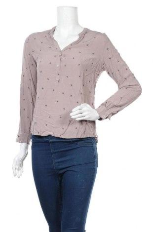 Дамска блуза Anna Justper, Размер S, Цвят Бежов, Вискоза, Цена 4,46лв.