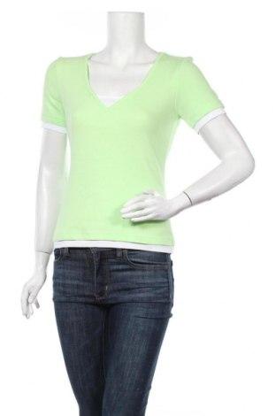 Дамска блуза B.C. Best Connections, Размер S, Цвят Зелен, Памук, Цена 8,09лв.