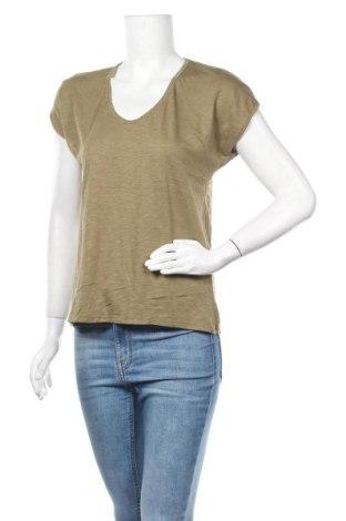 Дамска блуза Caroll, Размер S, Цвят Зелен, Цена 24,36лв.