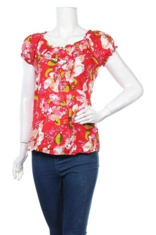 Дамска блуза Cheer, Размер M, Цвят Многоцветен, Памук, Цена 11,60лв.