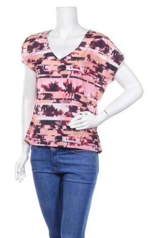 Дамска блуза Crazy World, Размер XS, Цвят Многоцветен, Полиестер, Цена 13,39лв.