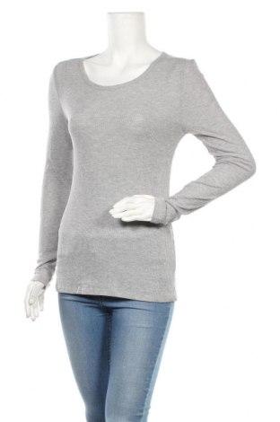 Дамска блуза Decjuba, Размер M, Цвят Сив, 65% полиестер, 35% вискоза, Цена 11,03лв.