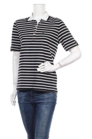 Дамска блуза Fabiani, Размер L, Цвят Черен, 95% памук, 5% еластан, Цена 16,80лв.