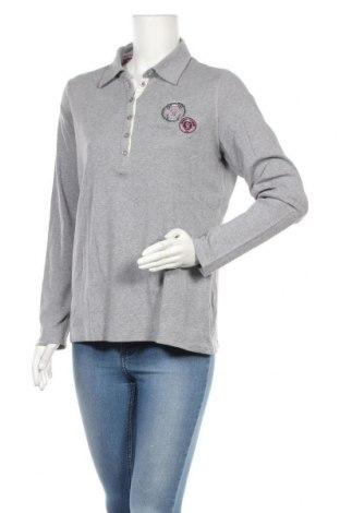 Дамска блуза G.W., Размер M, Цвят Сив, Цена 9,50лв.
