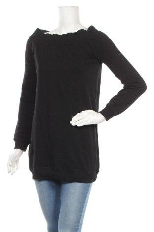 Дамска блуза Glassons, Размер S, Цвят Черен, 80% памук, 20% полиестер, Цена 10,14лв.