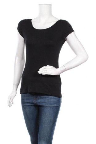 Γυναικεία μπλούζα H&M Divided, Μέγεθος S, Χρώμα Μαύρο, 95% βαμβάκι, 5% ελαστάνη, Τιμή 4,09€