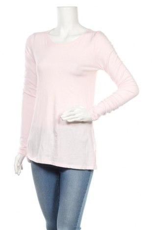 Дамска блуза H&M L.O.G.G., Размер S, Цвят Розов, Памук, Цена 20,16лв.