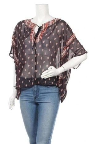 Γυναικεία μπλούζα Mango, Μέγεθος S, Χρώμα Μπλέ, Πολυεστέρας, Τιμή 3,71€