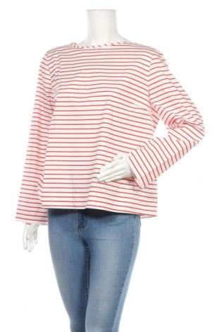 Дамска блуза Marella Sport, Размер XL, Цвят Бял, 97% памук, 3% еластан, Цена 59,22лв.