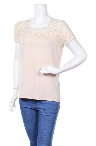 Γυναικεία μπλούζα Noa Noa, Μέγεθος M, Χρώμα  Μπέζ, Βαμβάκι, Τιμή 10,10€