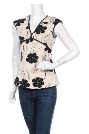 Γυναικεία μπλούζα Nuna Lie, Μέγεθος XS, Χρώμα Εκρού, 88% πολυεστέρας, 12% ελαστάνη, Τιμή 4,09€