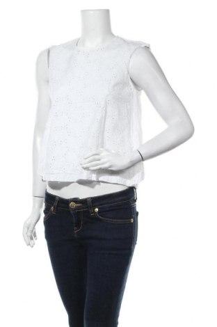Γυναικεία μπλούζα Paul & Joe Sister, Μέγεθος S, Χρώμα Λευκό, Βαμβάκι, Τιμή 5,68€