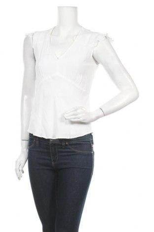 Дамска блуза Pinko, Размер S, Цвят Бял, 100% вискоза, Цена 59,95лв.