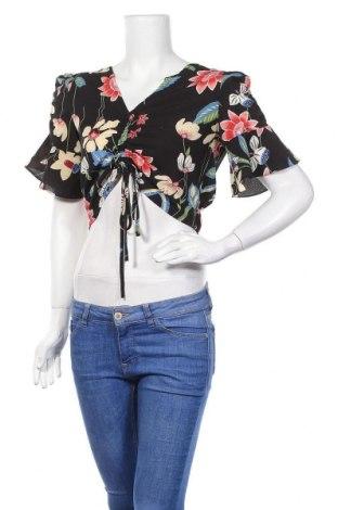 Γυναικεία μπλούζα Qed London, Μέγεθος S, Χρώμα Μαύρο, 100% πολυεστέρας, Τιμή 3,90€