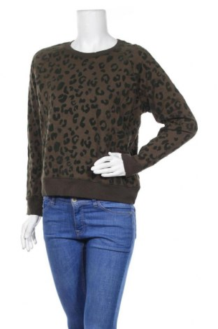 Дамска блуза Rails, Размер M, Цвят Зелен, 60% памук, 40% модал, Цена 23,36лв.