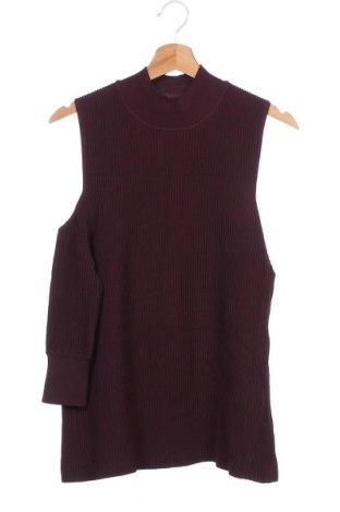 Дамска блуза Seed, Размер XS, Цвят Лилав, 65% вискоза, 35% полиамид, Цена 5,51лв.