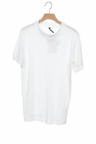 Дамска блуза Sinsay, Размер XS, Цвят Бял, 68% полиестер, 32% вискоза, Цена 7,80лв.