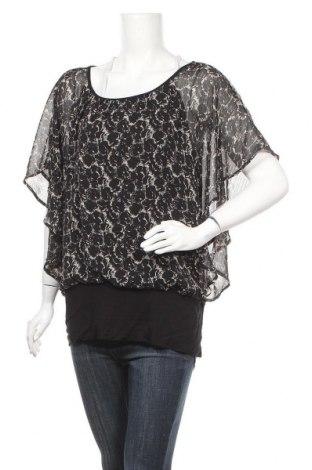 Γυναικεία μπλούζα Soya Concept, Μέγεθος L, Χρώμα Μαύρο, Πολυεστέρας, Τιμή 6,07€