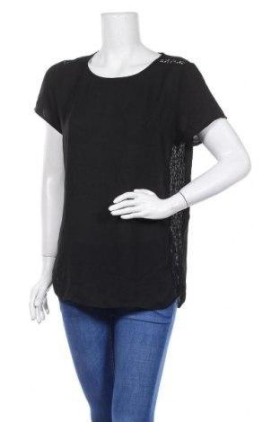 Γυναικεία μπλούζα Soya Concept, Μέγεθος L, Χρώμα Μαύρο, Τιμή 11,69€