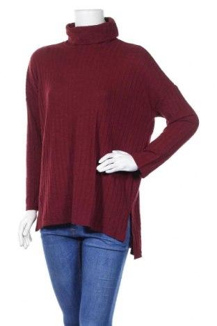 Дамска блуза Sportsgirl, Размер XXS, Цвят Червен, 65% полиестер, 30% вискоза, 5% еластан, Цена 12,97лв.