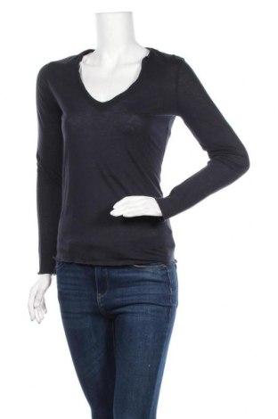 Γυναικεία μπλούζα Stefanel, Μέγεθος S, Χρώμα Μπλέ, Τιμή 17,66€