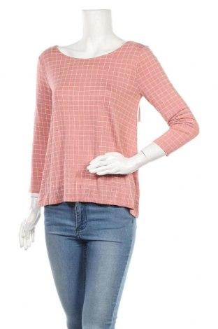 Γυναικεία μπλούζα Tom Tailor, Μέγεθος M, Χρώμα Ρόζ , 96% βισκόζη, 4% ελαστάνη, Τιμή 9,60€