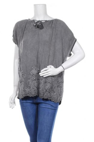 Γυναικεία μπλούζα Tredy, Μέγεθος L, Χρώμα Γκρί, Τιμή 9,74€