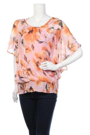 Дамска блуза Vrs Woman, Размер XXL, Цвят Многоцветен, Полиестер, Цена 17,85лв.