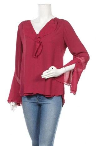 Дамска блуза White House / Black Market, Размер M, Цвят Червен, Полиестер, Цена 19,04лв.