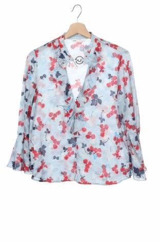 Γυναικεία μπλούζα Zara, Μέγεθος XS, Χρώμα Πολύχρωμο, Τιμή 7,79€