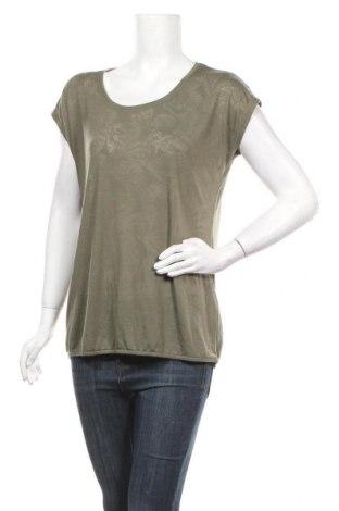 Дамска блуза Zavanna, Размер L, Цвят Зелен, 65% полиестер, 35% памук, Цена 9,56лв.
