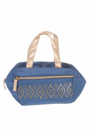 Γυναικεία τσάντα, Χρώμα Μπλέ, Κλωστοϋφαντουργικά προϊόντα, Τιμή 10,72€
