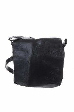 Дамска чанта, Цвят Черен, Еко кожа, Цена 24,94лв.