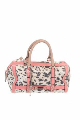 Γυναικεία τσάντα Guess, Χρώμα Πολύχρωμο, Κλωστοϋφαντουργικά προϊόντα, δερματίνη, Τιμή 42,57€