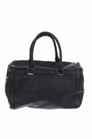 Дамска чанта H&M, Цвят Черен, Еко кожа, Цена 24,36лв.