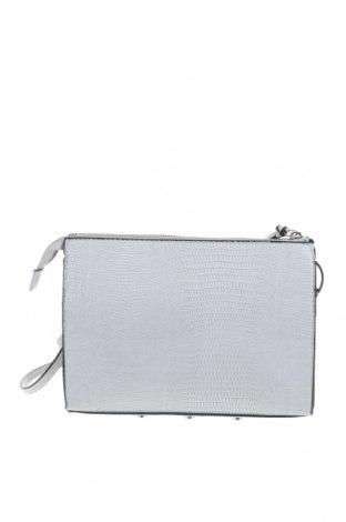 Дамска чанта H&M, Цвят Сив, Еко кожа, Цена 20,16лв.