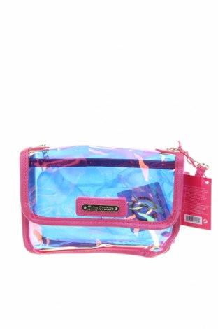 Γυναικεία τσάντα Juicy Couture, Χρώμα Ρόζ , Πολυουρεθάνης, Τιμή 26,14€