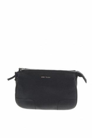 Дамска чанта Mango, Цвят Черен, Еко кожа, Цена 21,76лв.